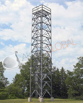 Square Steel Tower